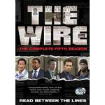 The wire blu ray Filmer The Wire: Complete HBO Season 5 [DVD]